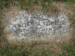 William Arthur Bill Ferrell