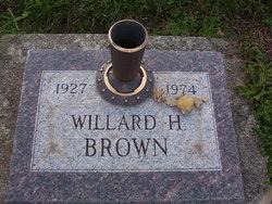 Willard Harry Brown