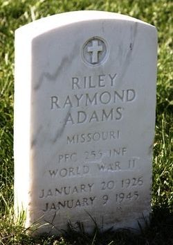 Riley Raymond Adams