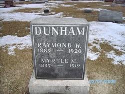 Myrtle Marie <i>Neville</i> Dunham