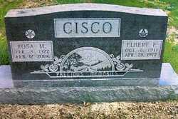 Elbert F. Cisco