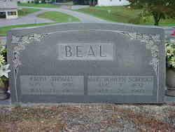 Mary Bonlyn Bonnie <i>Scroggs</i> Beal