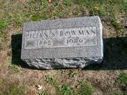 Lillian S. <i>Smith</i> Bowman