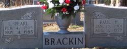 Leaner Pearl <i>Byram</i> Brackin