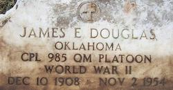 James E. Douglas