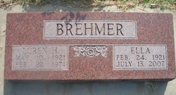 Ella <i>Melton</i> Brehmer