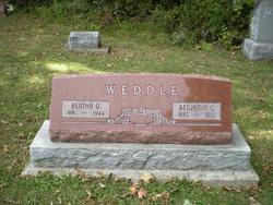 Benjamin C Weddle