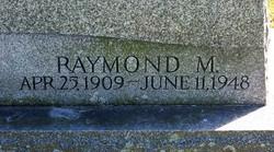 Raymond M. Hacker
