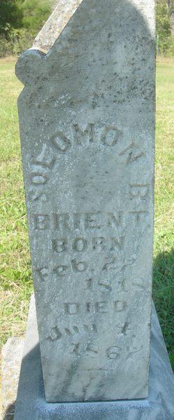 Solomon B Brient