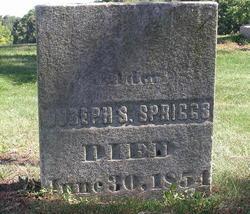Elder Joseph S. Spriggs