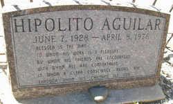 Hipolito Aguilar