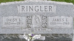 James Edgar Ringler