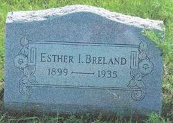 Esther Isabelle <i>Easton</i> Breland