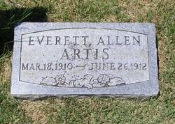 Everett Allen Artis
