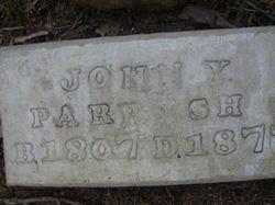 John Jack Parrish