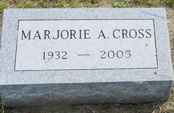 Marjorie A. Cross