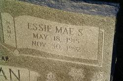 Essie Mae <i>Simmons</i> Ackerman