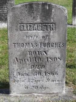 Elizabeth Betsy <i>Ferebee</i> Furches
