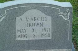 A Marcus Brown