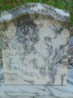 Agnes Ruth Brown