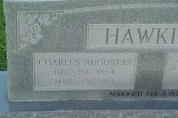 Charles Augustas Charley Hawkins