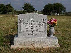 Joyce Kay <i>Frisbey</i> Webb