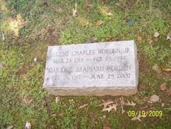 Marjorie <i>Brainard</i> Worden