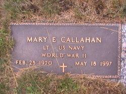 Mary Emett <i>Sweeney</i> Callahan