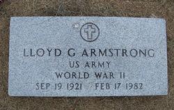 Lloyd G. Armstrong