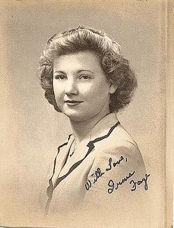 Irma Faye <i>Gibson</i> Brinkmann