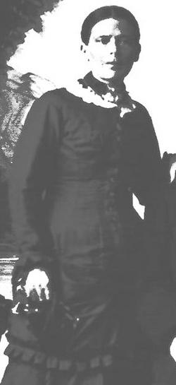 Mrs Dorcas <i>Hamilton</i> Polley