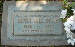 Henry Hill Devin