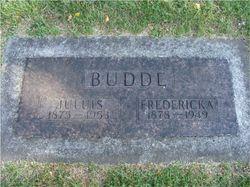 Friederike <i>Foede</i> Budde