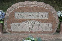 Dorothy Jane <i>Kiefer</i> Archambeau