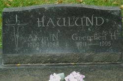 Gretchen Henrietta <i>Hoffmann</i> Haulund