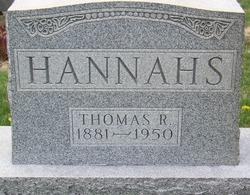 Thomas Roscoe Hannahs