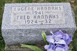 Stanley Fred Hannahs