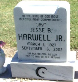 Jesse B. Jay Harwell, Jr