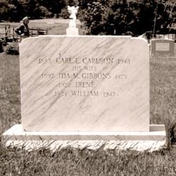 Carl E Carlson