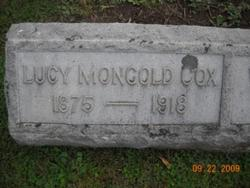 Lucy <i>Mongold</i> Cox