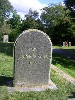 Nathaniel Stone Simpkins, Jr