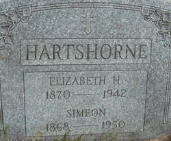 Elizabeth H Hartshorne