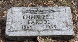Emma <i>Bell</i> Bardol