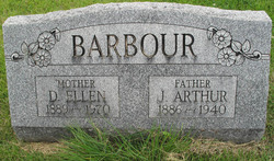 Dora Ellen <i>Chapman</i> Barbour
