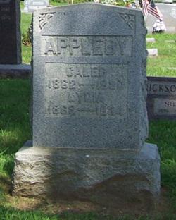 Lydia Appleby