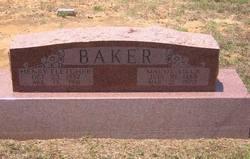 Maude Lilla <i>Wells</i> Baker