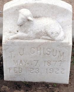 Thomas Jefferson Chisum