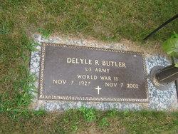 Delyle R Butler