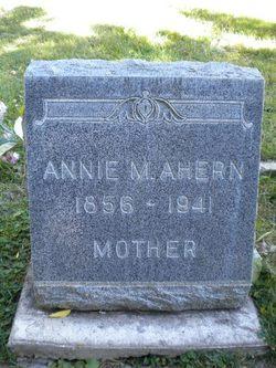 Annie M. Ahern