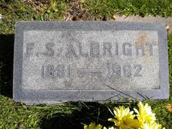 Frank S. Albright